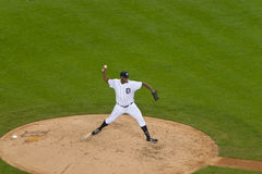 Detroit Tiger Pitcher Jose Valverde Royalty Free Stock Images