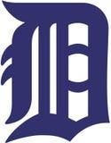 Detroit tigers logo MLB Royalty Free Stock Photo