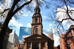 Boston Arkivbild