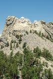 Detta land är vårt land 3 | Mount Rushmore Royaltyfri Fotografi