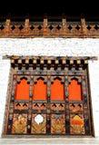 Dettagli architettonici unici locali delle porte di legno Immagini Stock Libere da Diritti