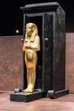 Dettagli da un museo egiziano Immagine Stock