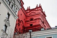 Dettagli degli ornamenti dei monumenti storici. Fotografia Stock