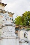 Dettagli del centro storico di Udine Fotografie Stock Libere da Diritti