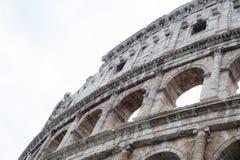 Dettagli del Colosseum fotografia stock