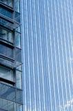 Dettagli del grattacielo Immagini Stock