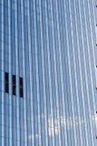 Dettagli del grattacielo Immagini Stock Libere da Diritti