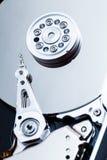 Dettagli del meccanismo di disco rigido Fotografia Stock