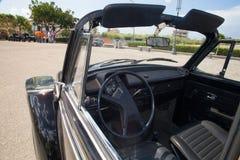 Dettagli dell'automobile d'annata Immagini Stock Libere da Diritti