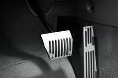 Dettagli dell'automobile Dettagli dell'interno dell'automobile fotografia stock libera da diritti
