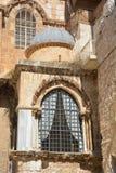 Dettagli della chiesa del sepolcro santo fotografie stock libere da diritti