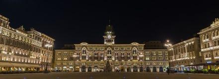 Dettagli della città di Trieste Immagini Stock