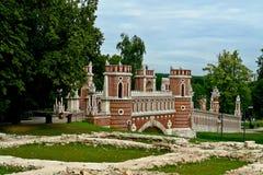 Dettagli delle costruzioni del palazzo degli ornamenti. Fotografie Stock Libere da Diritti