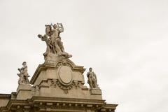 Dettagli di architettura Fotografia Stock Libera da Diritti
