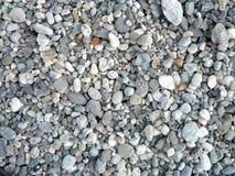 Dettagli di Pebble Beach Fotografia Stock