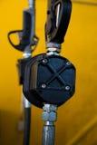 Dettagli idraulici Fotografia Stock Libera da Diritti