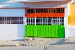 Dettagli messicani di architettura immagine stock