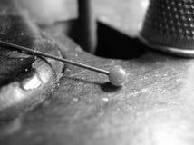 Dettagli nella vita dell'artigiano Immagini Stock Libere da Diritti