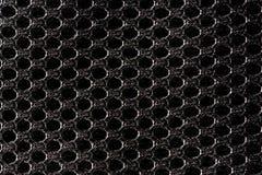 Dettagli netti della maglia Fotografia Stock Libera da Diritti