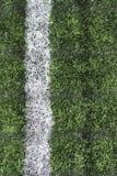Dettaglia gli sport della sfera di calcio di scena Fotografia Stock Libera da Diritti