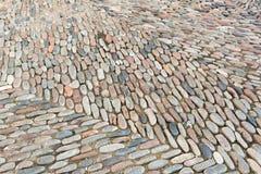 Dettaglia la città di Girona Immagine Stock