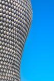 Dettaglio architettonico, centro commerciale dell'arena, Birmingham Regno Unito immagini stock libere da diritti