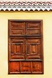 Dettaglio architettonico in San Sebastian de la Gomera Fotografia Stock Libera da Diritti