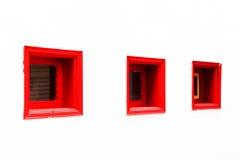 Dettaglio architettonico in San Sebastian de la Gomera Immagine Stock