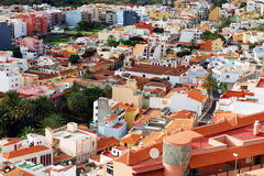 Dettaglio architettonico in San Sebastian de la Gomera Fotografie Stock Libere da Diritti