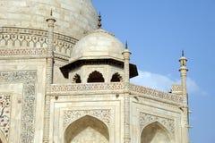 Dettaglio architettonico. Taj Mahal, India. Immagini Stock Libere da Diritti