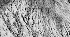 Dettaglio in bianco e nero di Sugarloaf Immagini Stock