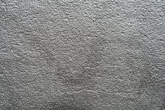 Dettaglio d'argento della parete Immagini Stock