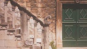 Dettaglio dalla vecchia città Immagine Stock