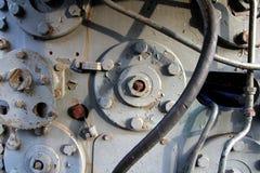 Dettaglio dei montaggi industriali Fotografia Stock Libera da Diritti