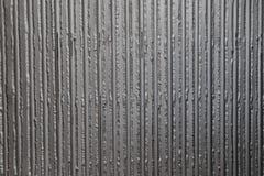 Dettaglio dei tubi del metallo Immagini Stock
