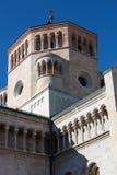 """Dettaglio del †della cattedrale di Trento """"(Italia) Immagini Stock"""