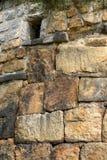 Dettaglio del bastione a Suwon Hwaseong Fotografie Stock