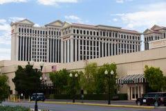 Dettaglio del Caesars Palace a Las Vegas Fotografia Stock