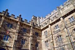 Dettaglio del castello immagine stock libera da diritti