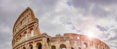 Dettaglio del Colosseum a Roma Immagine Stock Libera da Diritti