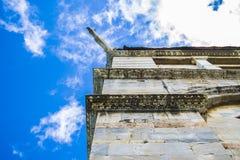 Dettaglio del duomo (cattedrale) di Pisa (campo dei miracoli) Fotografia Stock