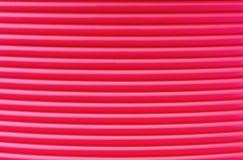 Dettaglio del filamento dell'ABS - fondo astratto Immagini Stock Libere da Diritti