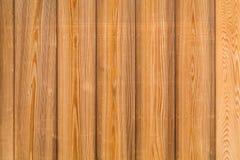 Dettaglio del fondo di legno di struttura della parete della plancia Immagine Stock