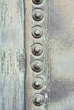 Dettaglio del metallo Fotografie Stock