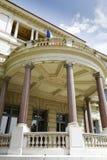 Dettaglio del museo di Massena, Nizza Immagini Stock Libere da Diritti
