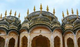 Dettaglio del palazzo antico in Calcutta, India Immagini Stock