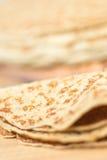 Dettaglio del pancake Fotografie Stock