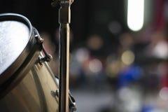 Dettaglio del tamburo Fotografie Stock