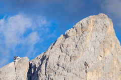 Dettaglio dell'alta montagna Fotografia Stock