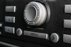 Dettaglio dell'automobile Fotografie Stock Libere da Diritti